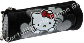 TOMBOLINO HELLO KITTY CHIC 36040 NERO