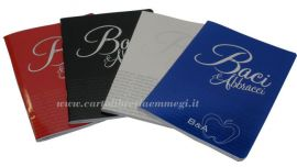 QUADERNO BACI&ABBRACCI FOR YOU RIG. 7 (Quadretti 4mm)