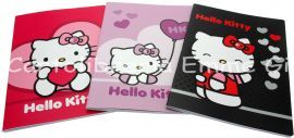 QUADERNO MAXI HELLO KITTY CHIC 35995 RIG. C