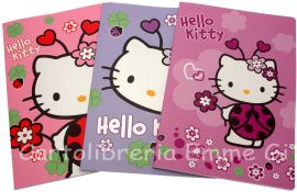 QUADERNO MAXI HELLO KITTY LADY 36063 RIG. 4mm