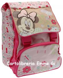 ZAINO MICKEY E MINNIE PRIMARY ESTENSIBILE 7262 ROSA