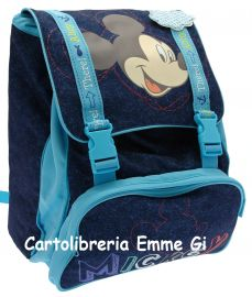 ZAINO MICKEY E MINNIE PRIMARY ESTENSIBILE 7262 BLU