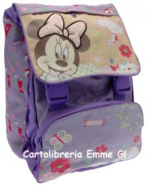 ZAINO MICKEY E MINNIE PRIMARY ESTENSIBILE 7262 LILLA