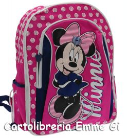 ZAINO MINNIE TEEN FASHION ESTENSIBILE 28870 FUXIA
