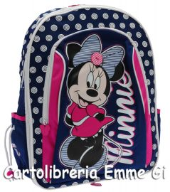 ZAINO MINNIE TEEN FASHION ESTENSIBILE 28870 BLU