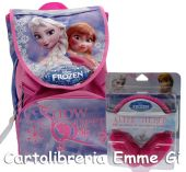 ZAINO FROZEN SNOW QUEEN + GADGET Z20671