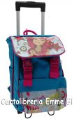 ZAINO TROLLEY PRIMINO MIA AND ME 50413