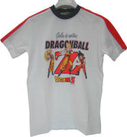 T-SHIRT DRAGON BALL BIANCA